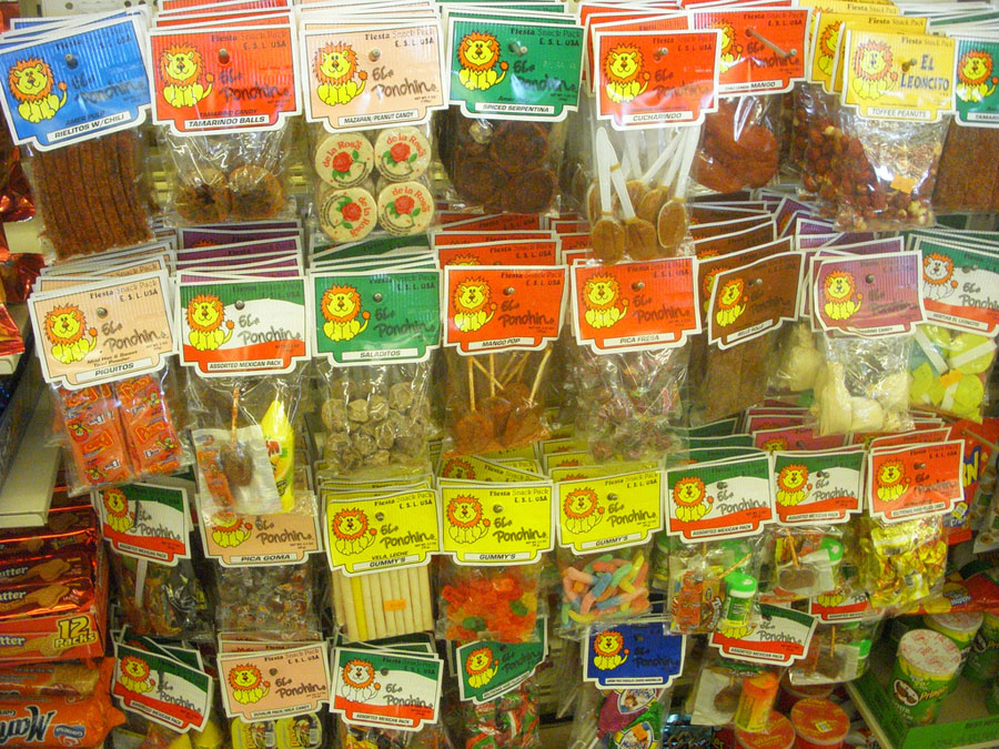 Find A Gas Station >> Mexican Candy and the Companies that Create Them - Oh So Dulce